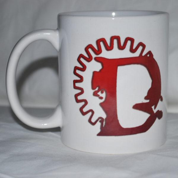 Descent Dcog Mug