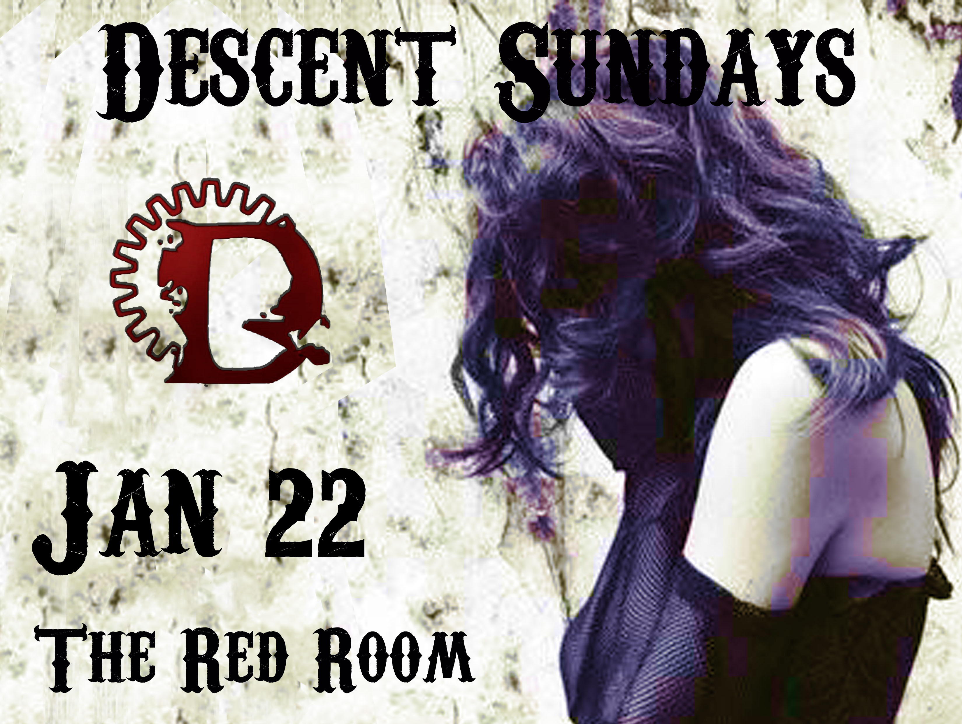 Descent Gothic Winter event on January 22, 2017 @ The Red Room Vancouver
