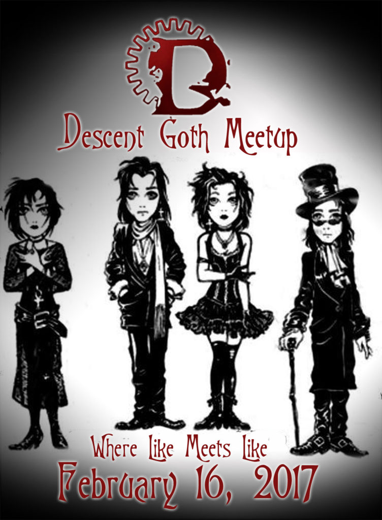 Descent Gothic February Meetup